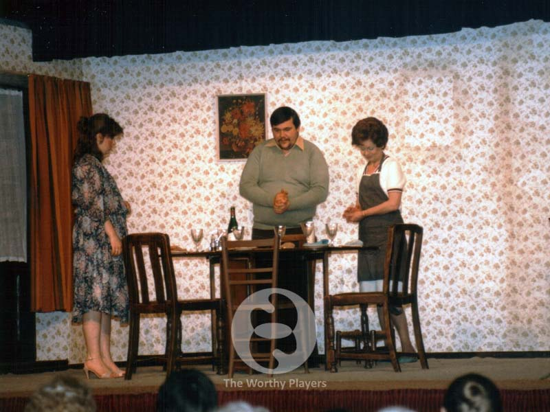 1986 Table Manners 1