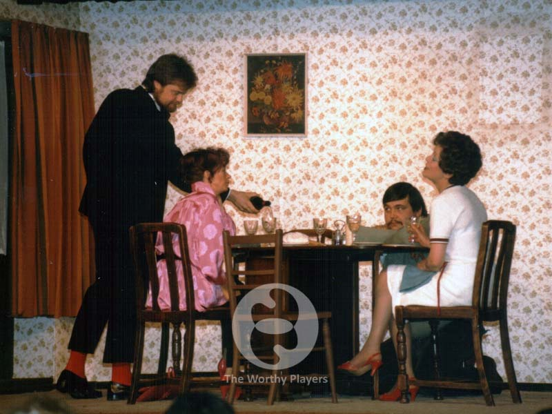 1986 Table Manners 2