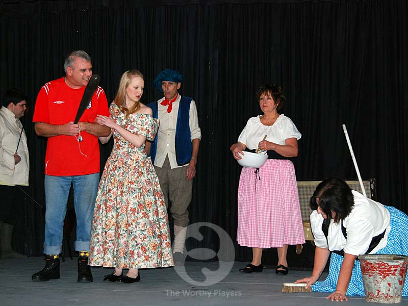 2013 Old Mother Hubbard 7