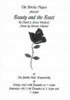 2004 Beauty And The Beast Programme