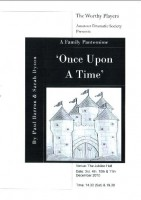 2010 Once Upon A Time Programme