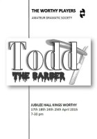2015 Todd the Barber Programme