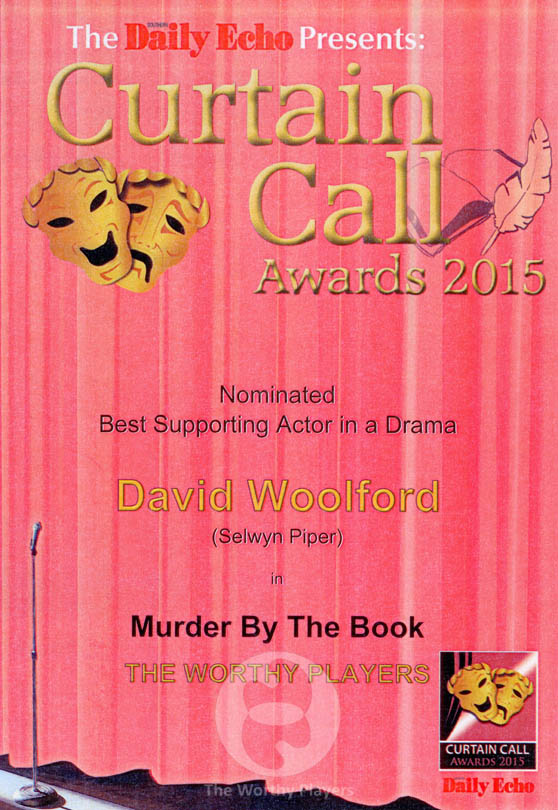 2015 Best Supporting Actor in a Drama