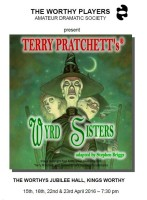 2016 Wyrd Sisters Programme