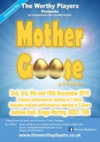 2016 Mother Goose Poster