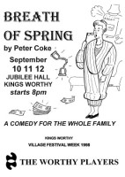 1998 Breath Of Spring Programme